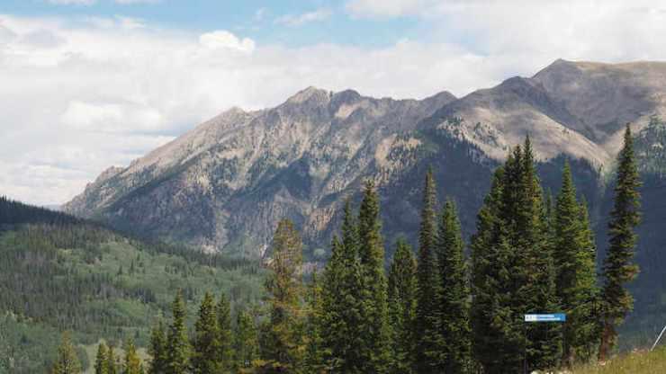 Copper Mountain Peaks