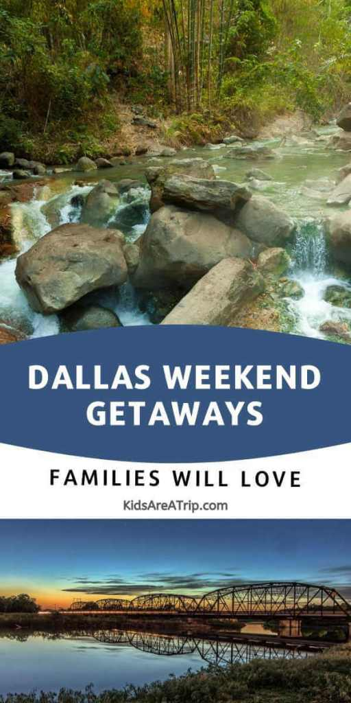 Dallas Weekend Getaways for Families-Kids Are A Trip