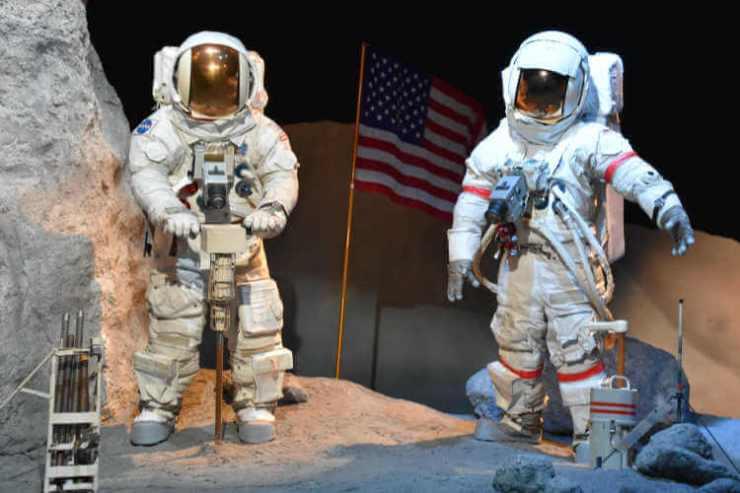 Space Center Houston Texas