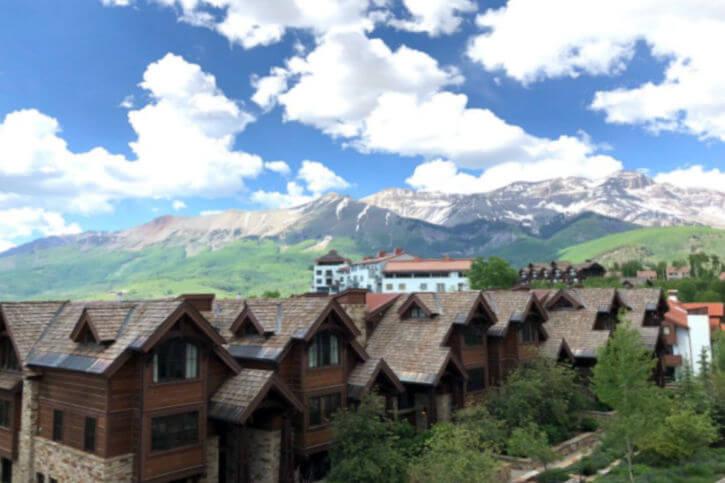 Telluride Colorado mountain getaway - Debra Muccio