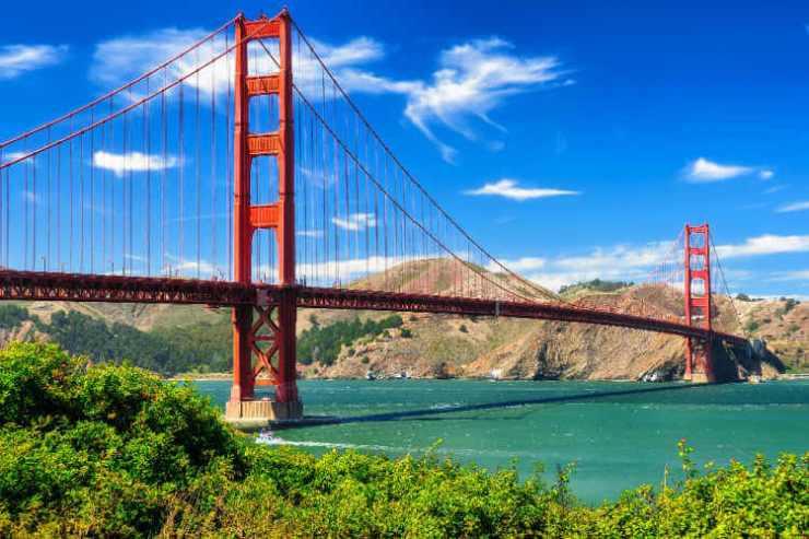 San Francisco Golden Gate Bridge-Kids Are A Trip