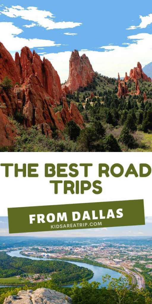 The Best Road Trips from Dallas-Kids Are A Trip