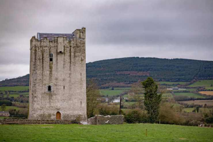Castle to stay in near Kilkenny Ireland-Kids Are A Trip