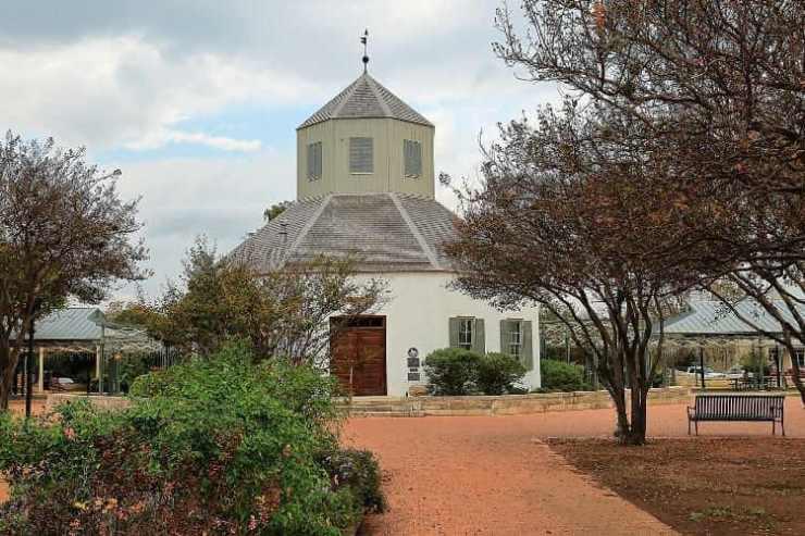 Fredericksburg Texas German town-Kids Are A Trip