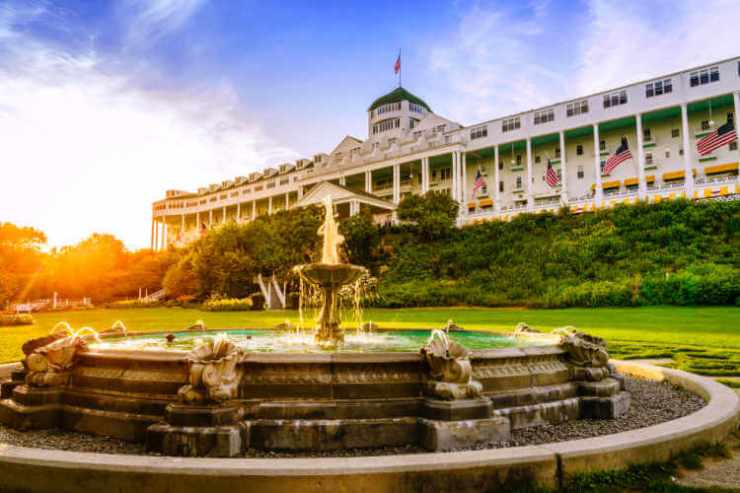 Grand Hotel Mackinac Island-Kids Are a Trip