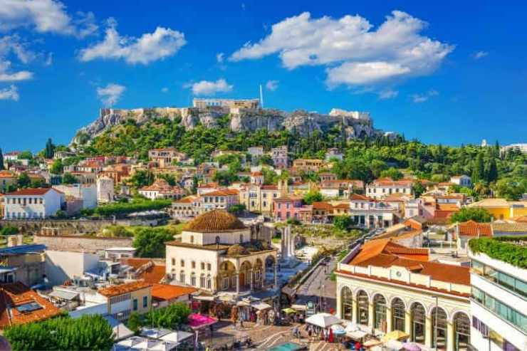 Athens with kids-Kids Are A Trip