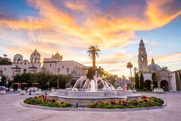 San Diego Balboa park-Kids Are A Trip
