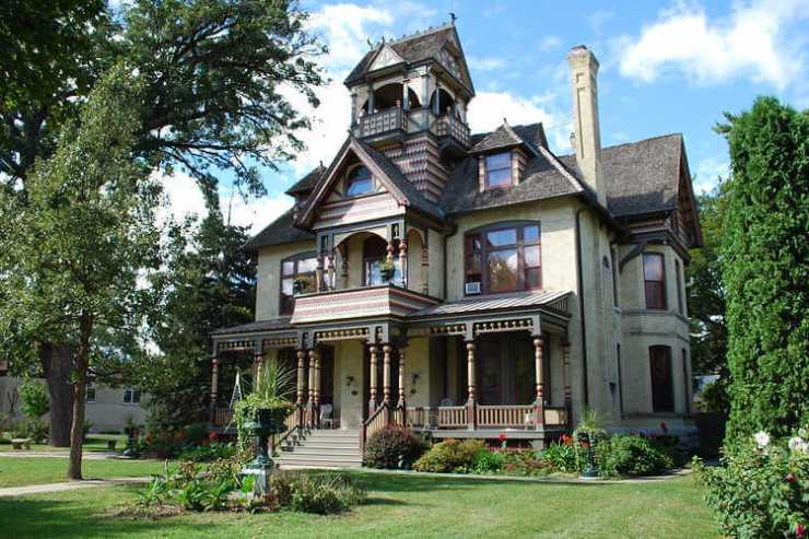 AH Allyn House Delavan Wisconsin