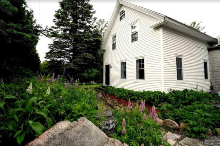 Acadia National Park farmhouse stay