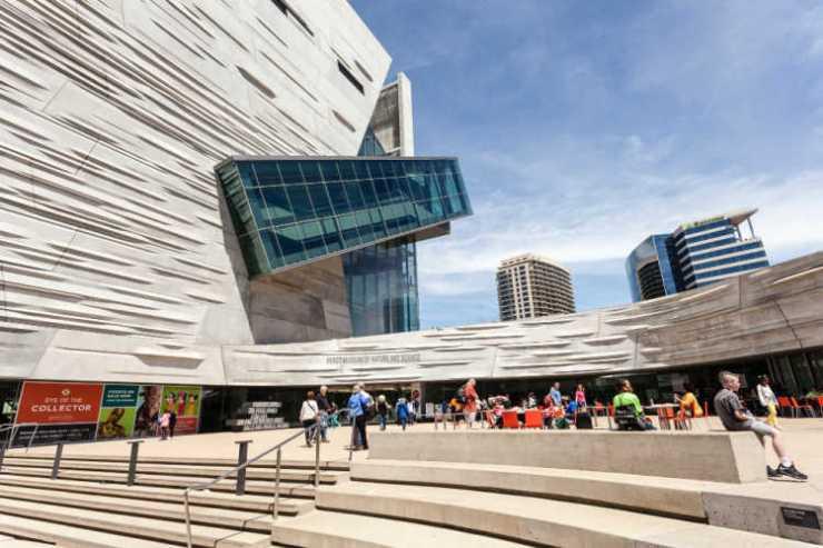 Perot Museum Dallas