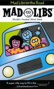 road trip activities for kids Mad Libs-kids are a trip
