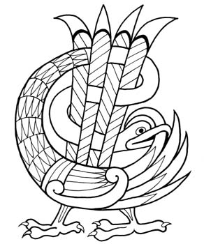 Celtic Animals Ancient Ireland Coloring Book