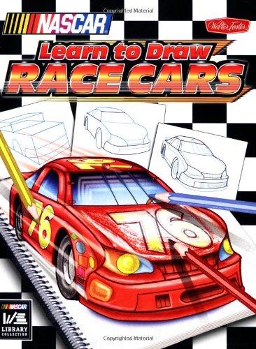 Learn to Draw Nascar Racing Cars - KidsArt.com