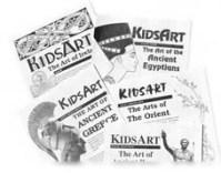 Amazing KidsArt Teaching Units