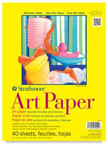 ColoredArtPaper