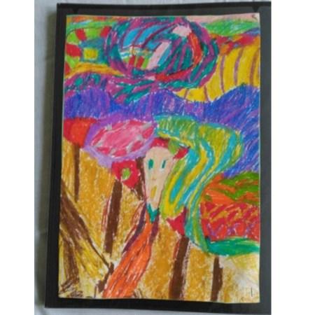A3 Black Art Storage Folder