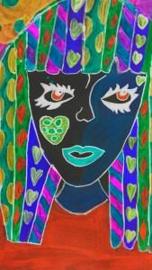 Pop Art! Romero Britto style