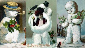 scary-snowmen