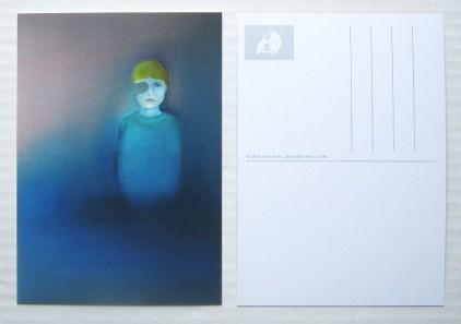 Untitled, Postcard
