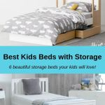 Kids Beds With Storage Drawers Beautiful Practical Kids Beds Experts