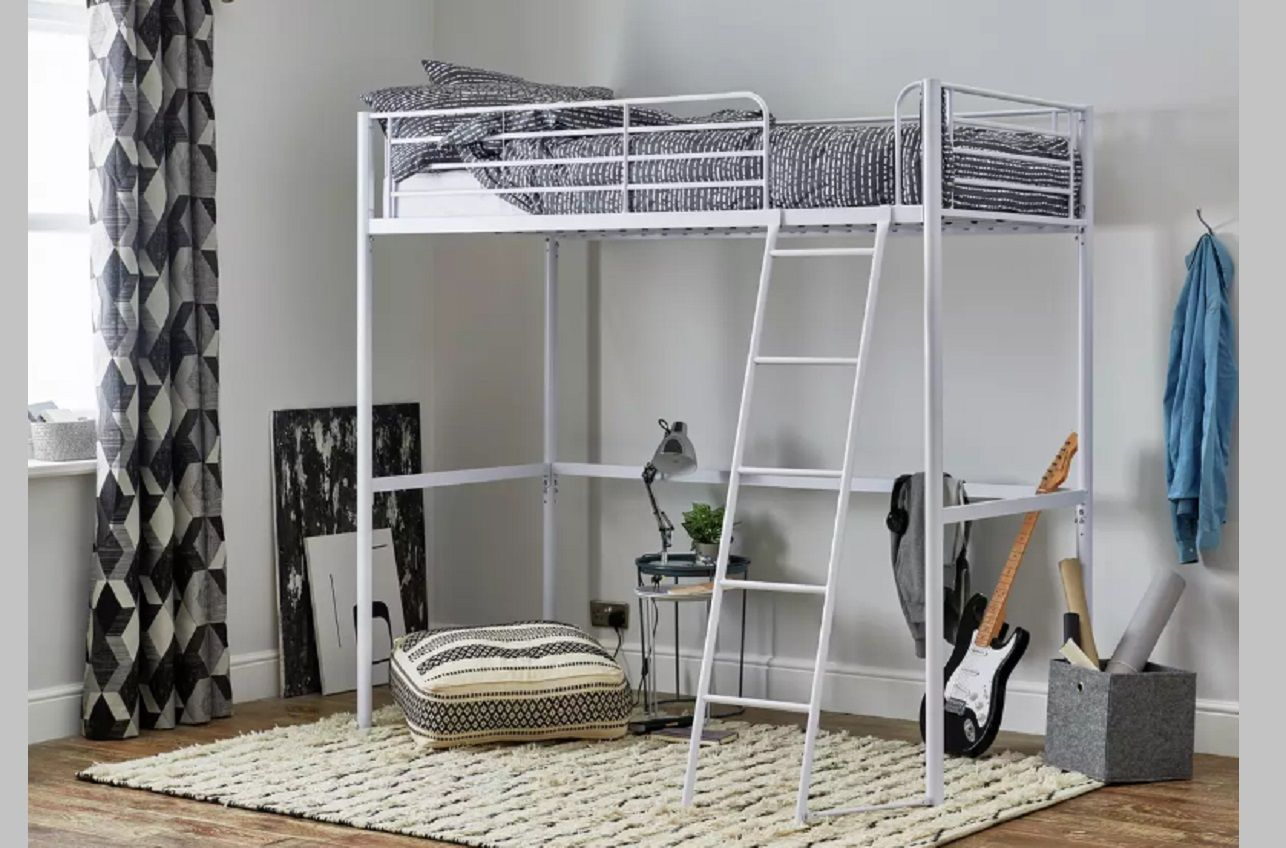 Metal High Sleeper Beds 5 Of The Best You Can Find Online Kids Beds Experts