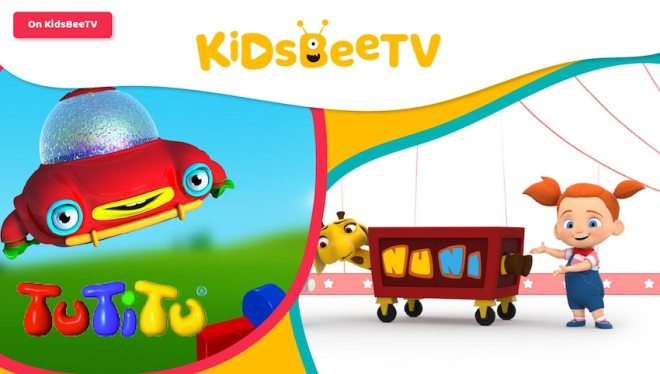 Featured imagem   shows for kids TuTiTu and NuNi are on KidsBeeTV. Aimed at 2-6y teching your kids new words new languages. Know more on this article. TuTiTu and NuNi, from parents to your kids   Parents and Kids Blog