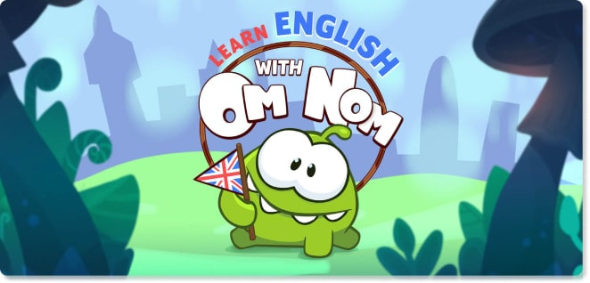 Om Nom stories | Learn English | Om Nom Cartoons | Slider image for Kids Shows TV & Baby Songs | KidsBeeTV | Kids fun Videos | educational content and learning quizzes | utube