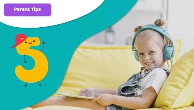 Featured Image 5 Essential Tips for Keeping Your Kids Safe Online   KidsBeeTV Blog   Parent Tips