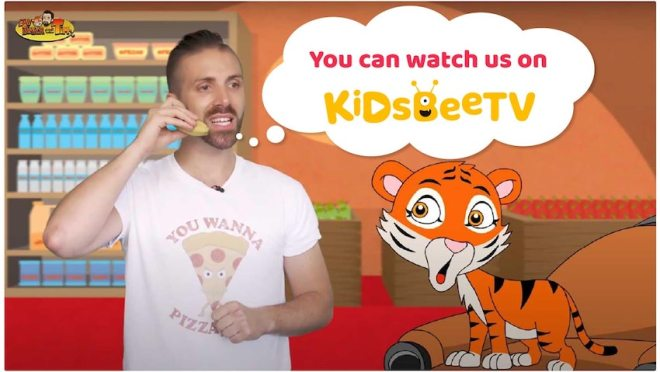 Blog Article section Image | watch Tiger and Tim educational shows for kids Tiger and Tim | Parents and Kids Blog by KidsBeeTV | Best tv shows for kids | Safe Utube Alternative