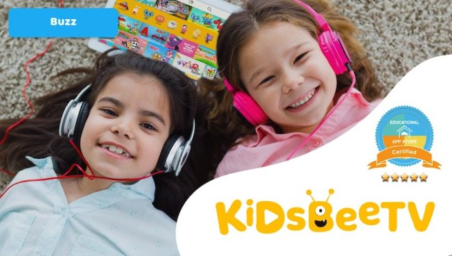 Featured image Blog Article   Best app for kids   Educational App Store gives KidsBeeTV the highest rate   Parents and Kids Blog by KidsBeeTV   Safe and Educational videos for kids