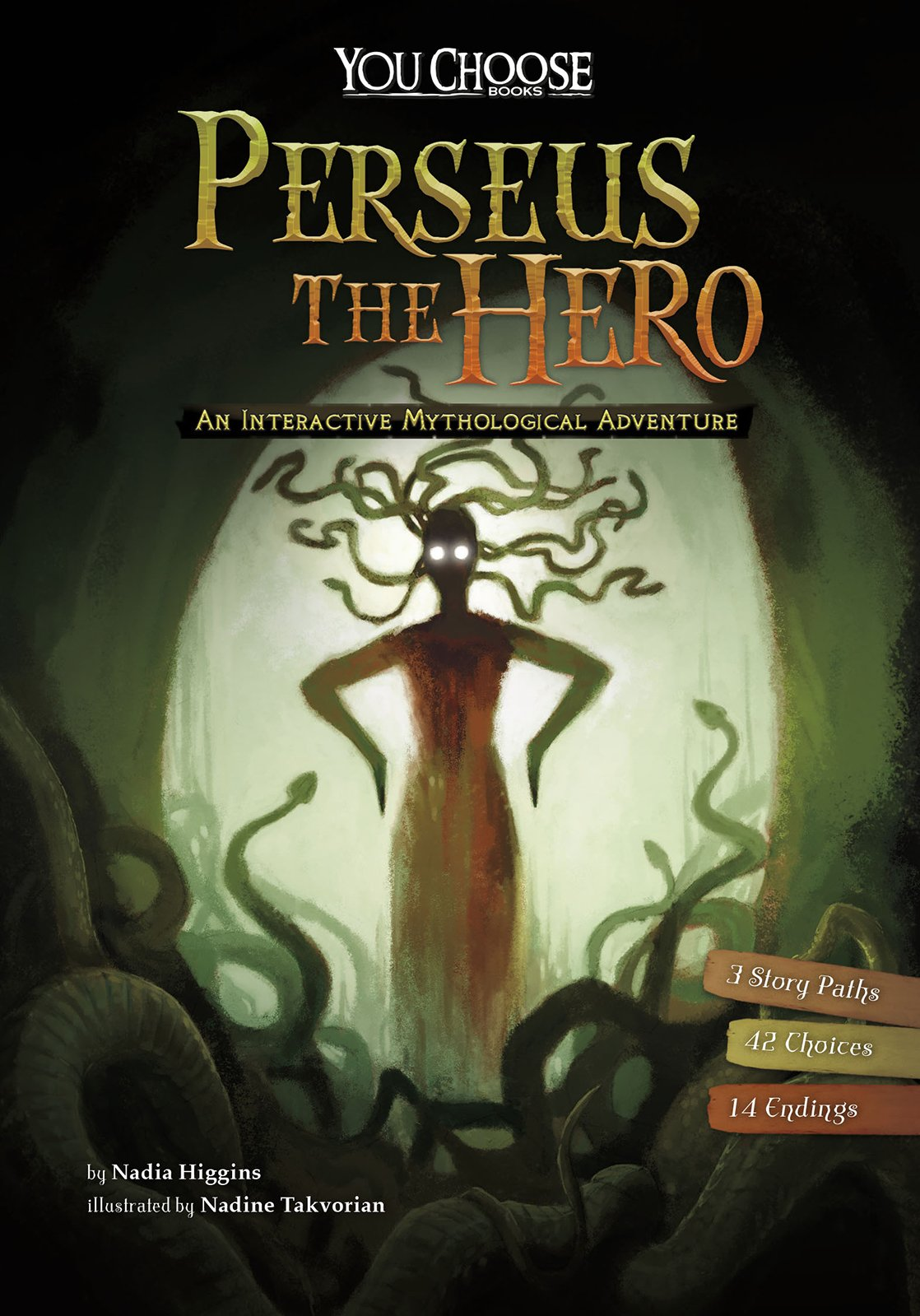 Perseus The Hero An Interactive Mythological Adventure