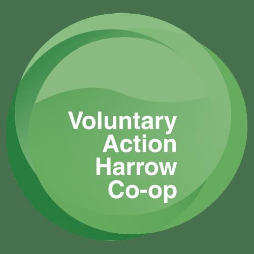 Voluntary Action Harrow Logo