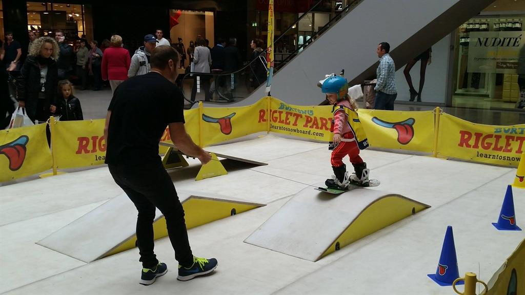 European Snowboarding Events for Kids this month