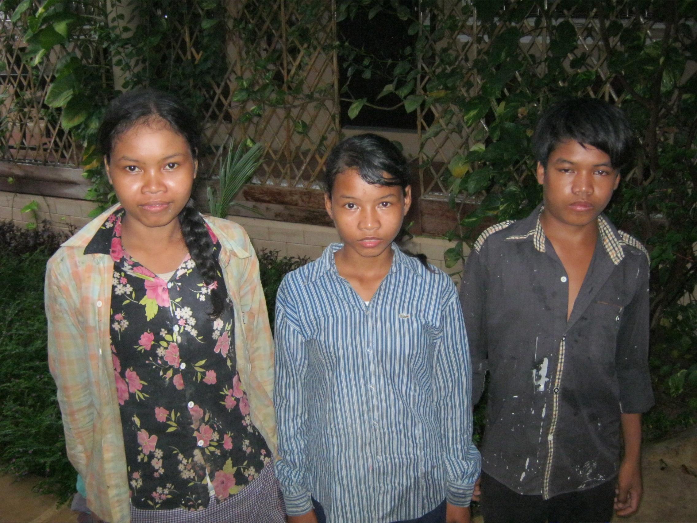 Kidscare Cambodia Sambuhr Village