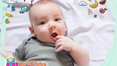 خمس طرق من أجل تحفيز حواس طفلك الرضيع