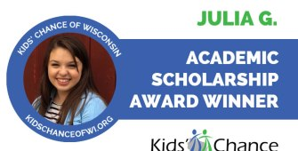 kidschanceofwisconsin-scholarship-award-julia-g
