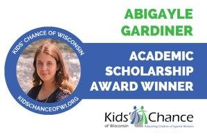kidschanceofwisconsin-scholarship-award-abigayle-gardiner