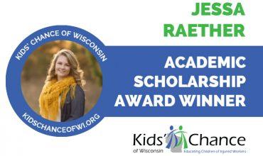 kidschanceofwisconsin-scholarship-award-jessa-raether