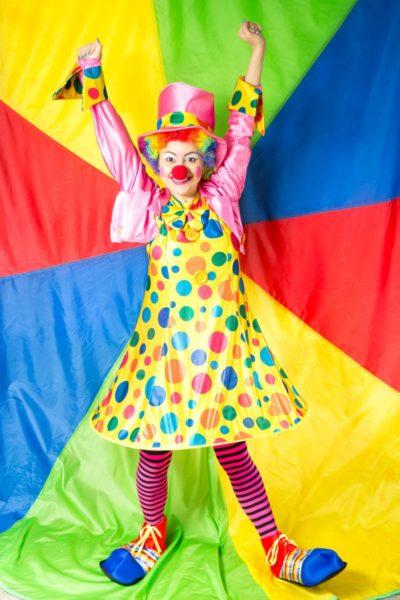 Clown Elle