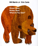 Brown Bear, Brown Bear, What Do You See? book cover - link to story resources page