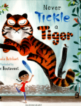 Never Tickle a Tiger book cover - link to story resources page
