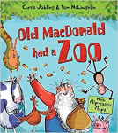 Old Macdonald Had a Zoo book cover - link to story resources page
