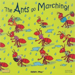 The Ants go Marching book cover - link to story resources page