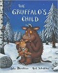 The Gruffalo's child book cover - link to story resources page