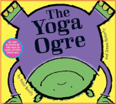 The Yoga Ogre book cover - link to story resources page