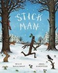 Stick Man book cover - link to Stick Man story resources page Kids Club English