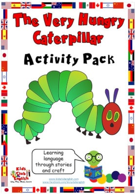 the very hungry caterpillar # 16