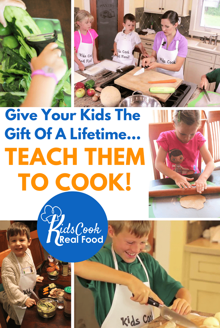Adding Cooking to Your Homeschool Curriculum