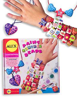 alex ceramic beads