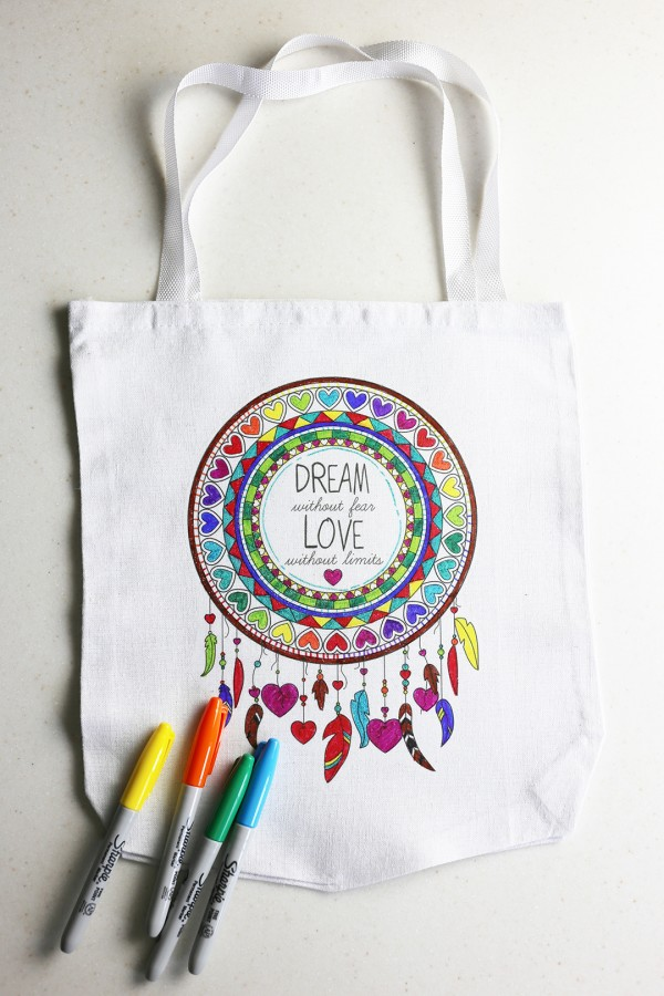 make your own coloring book bag - Make Your Own Coloring Book